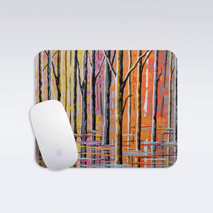 Forest Of Loch Lomond - Mouse Mat