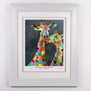 Francie & Josie McZoo - Platinum Limited Edition Prints