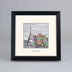Frankie McCoo - Digital Mounted Print