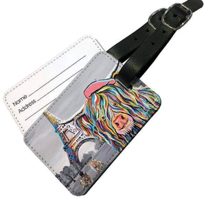 Frankie McCoo - Luggage Tag