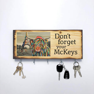 Frankie McCoo - McKey Holder