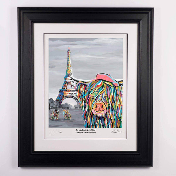 Frankie McCoo - Platinum Limited Edition Prints