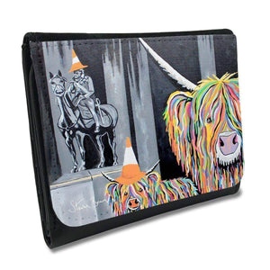 Geordie McCoo & The Wee Yin- Mens Wallet