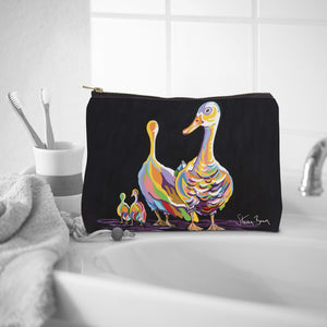 George & Mildred McGeese - Cosmetic Bag