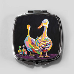 George & Mildred McGeese - Cosmetic Mirror