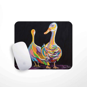George & Mildred McGeese - Mouse Mat