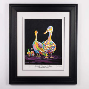George & Mildred McGeese - Platinum Limited Edition Prints