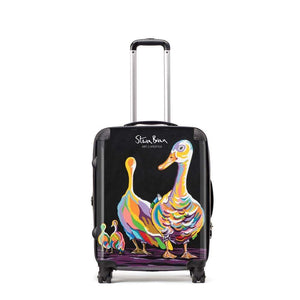George & Mildred McGeese - Suitcase
