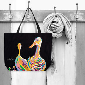 George & Mildred McGeese - Tote Bag
