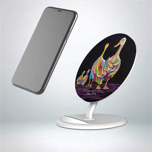 George & Mildred McGeese - Wireless Charger