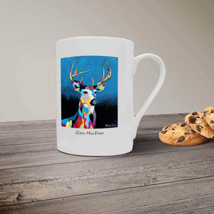 Glen MacDeer - Bone China Mug