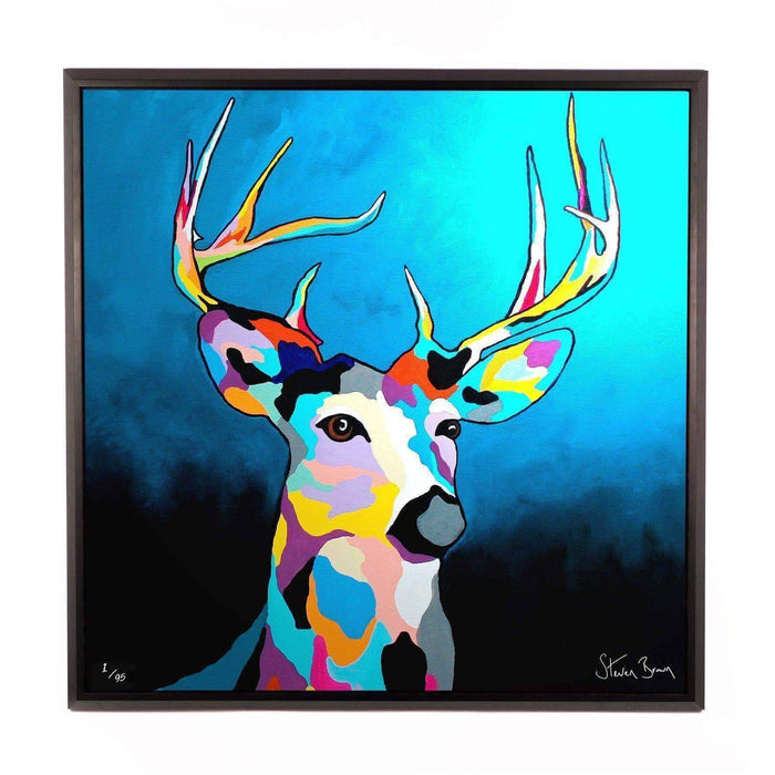 Glen McDeer - Framed Limited Edition Aluminium Wall Art