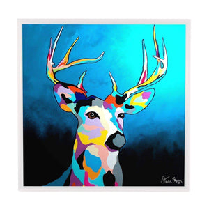 Glen MacDeer - Framed Limited Edition Aluminium Wall Art