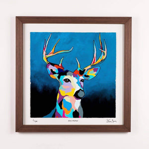Glen MacDeer - Framed Limited Edition Floating Prints