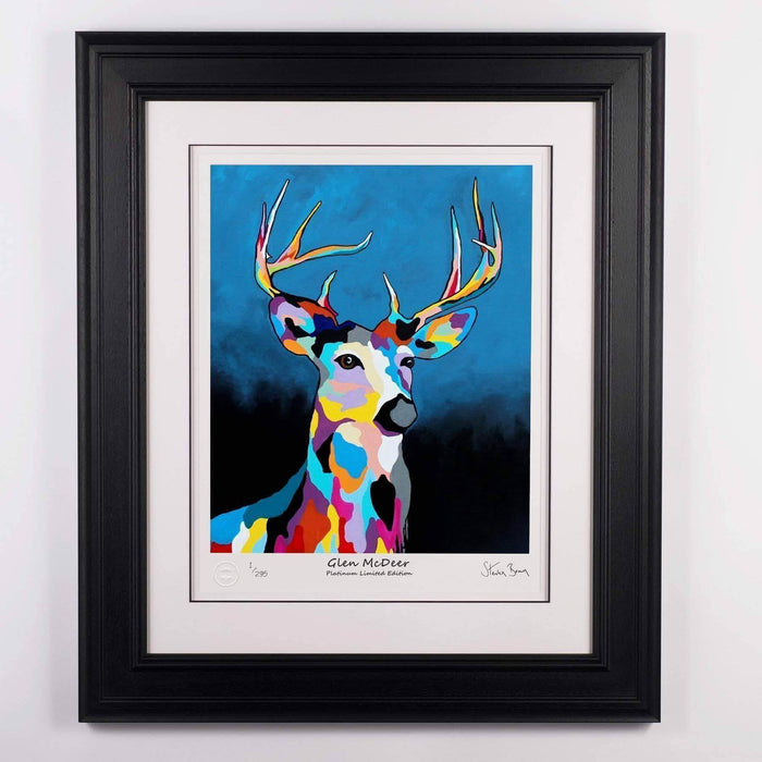 Glen McDeer - Platinum Limited Edition Prints