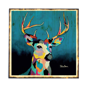 Glen MacDeer - Timber Print