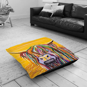 Gordon McCoo - Floor Cushion