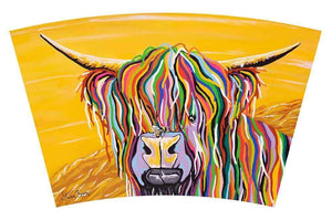 Gordon McCoo - Latte Mug