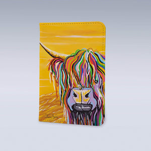 Gordon McCoo - Passport Cover