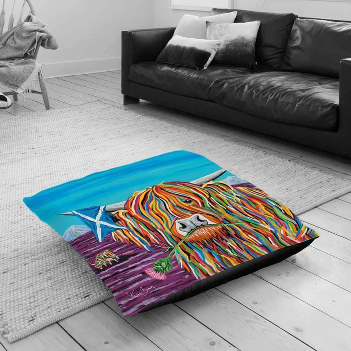 Hamish McCoo - Floor Cushion