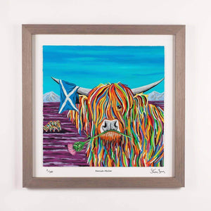 Hamish McCoo - Framed Limited Edition Floating Prints
