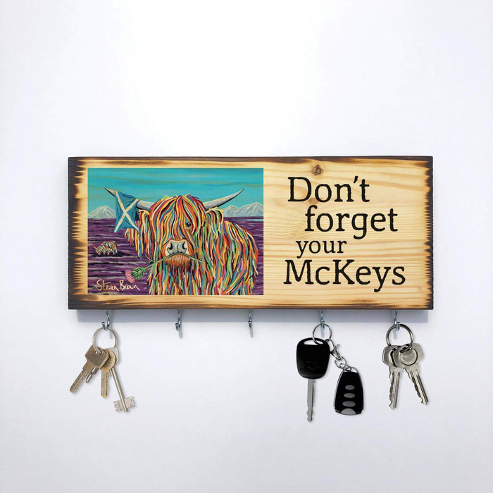 Hamish McCoo - McKey Holder