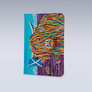 Hamish McCoo - Passport Cover