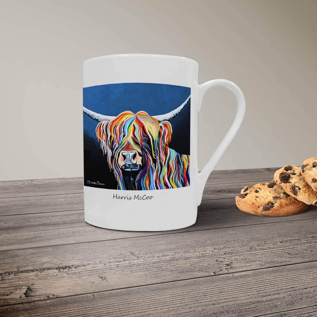 Harris McCoo - Bone China Mug