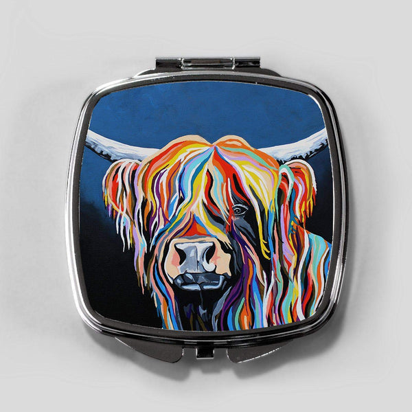 Harris McCoo - Cosmetic Mirror