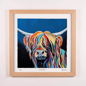 Harris McCoo - Framed Limited Edition Floating Prints