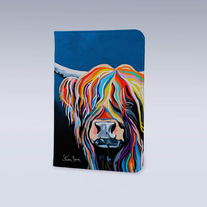 Harris McCoo - Passport Cover