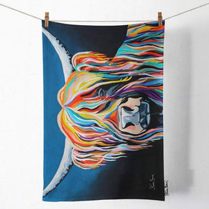 Harris McCoo - Tea Towel
