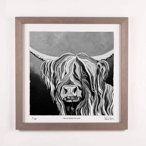 Harris McCoo The Noo - Framed Limited Edition Floating Prints