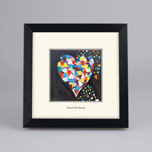 Heart Of Hearts - Digital Mounted Print