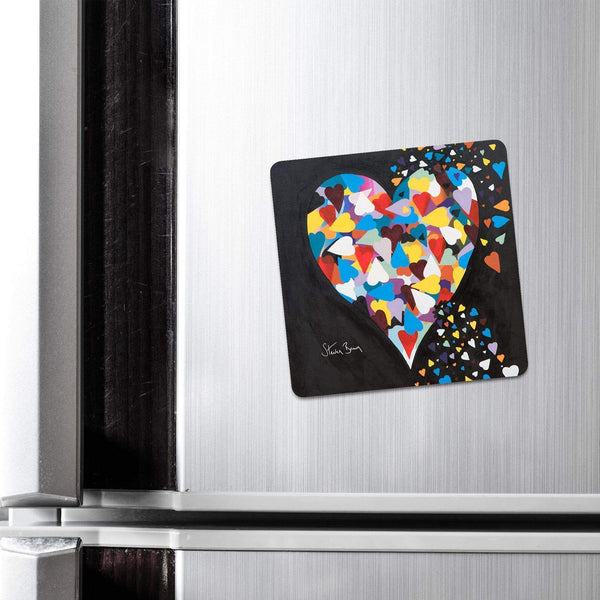Heart of Hearts - Fridge Magnet