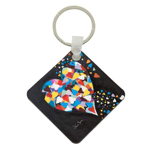 Heart of Hearts - Keyring