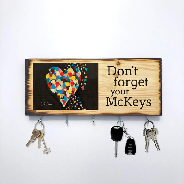 Heart of Hearts - McKey Holder