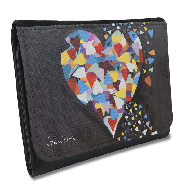 Heart of Hearts - Mens Wallet