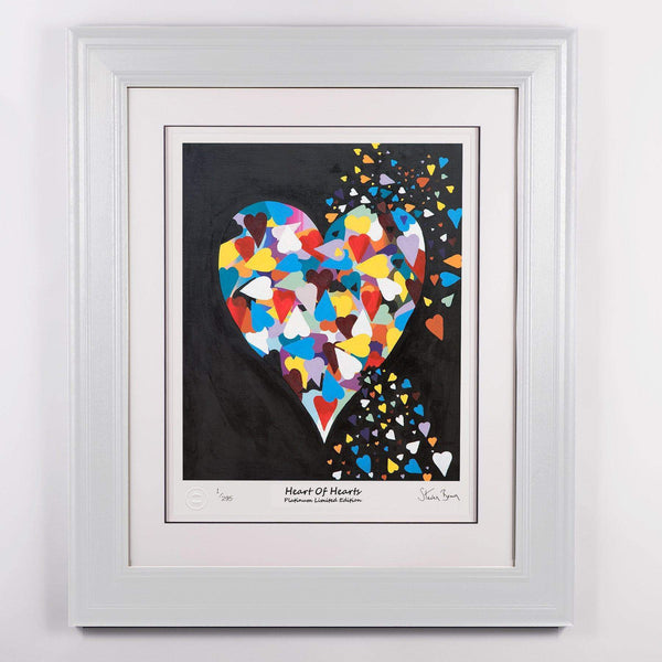 Heart of Hearts - Platinum Limited Edition Prints