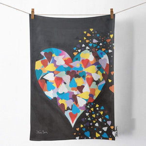 Heart Of Hearts - Tea Towel