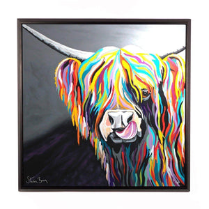 Heather McCoo - Framed Limited Edition Aluminium Wall Art