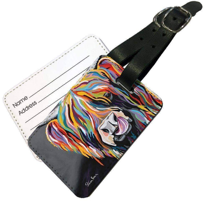 Heather McCoo - Luggage Tag