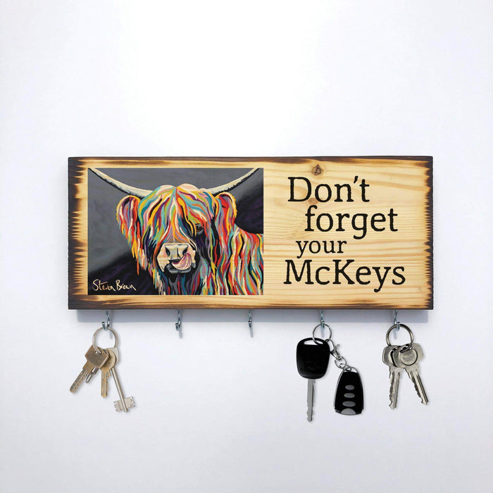 Heather McCoo - McKey Holder