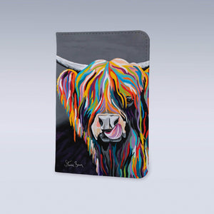 Heather McCoo - Passport Cover