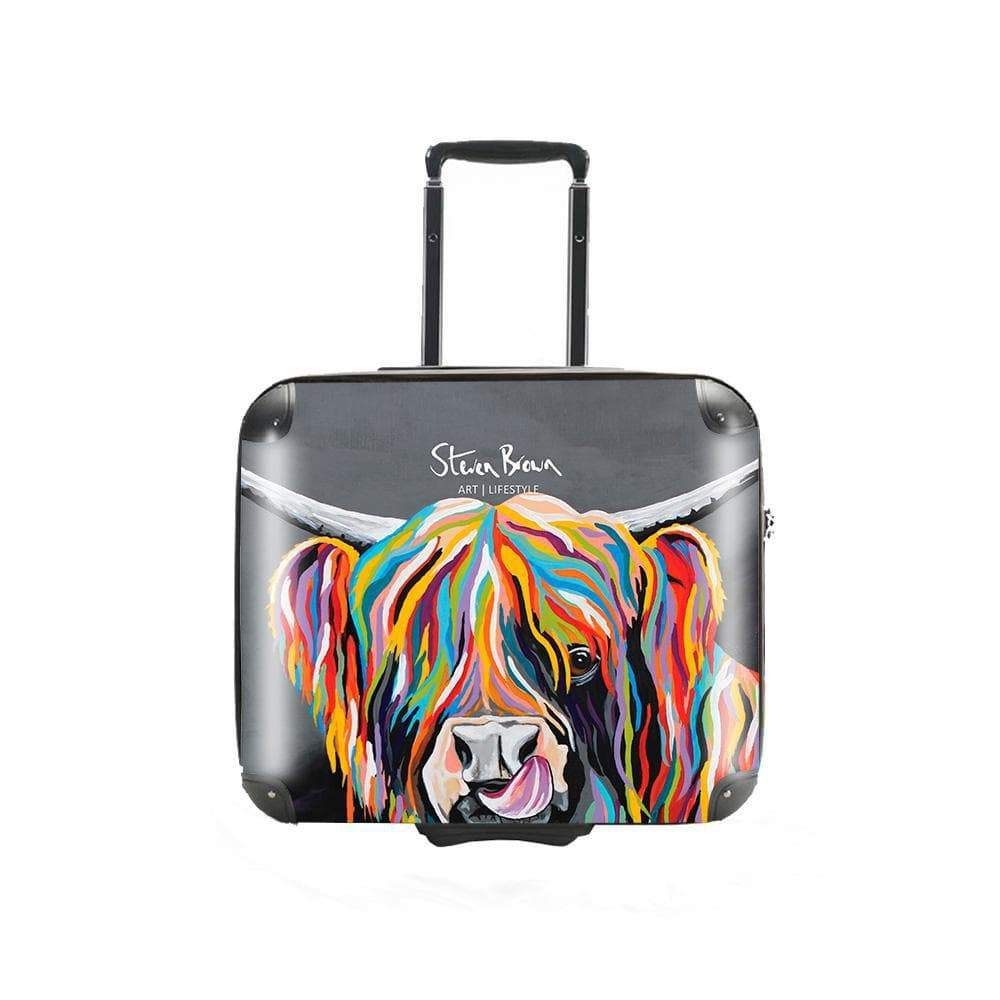 Heather McCoo - Suitcase