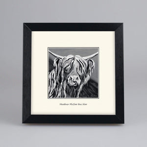 Heather McCoo The Noo - Digital Mounted Print