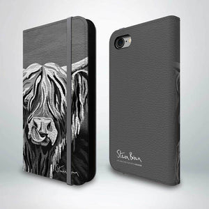 Heather McCoo The Noo - Flip Phone Case
