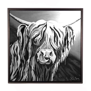 Heather McCoo the Noo - Framed Limited Edition Aluminium Wall Art