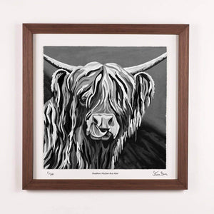 Heather McCoo The Noo - Framed Limited Edition Floating Prints