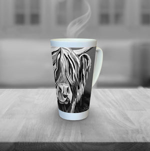Heather McCoo The Noo - Latte Mug